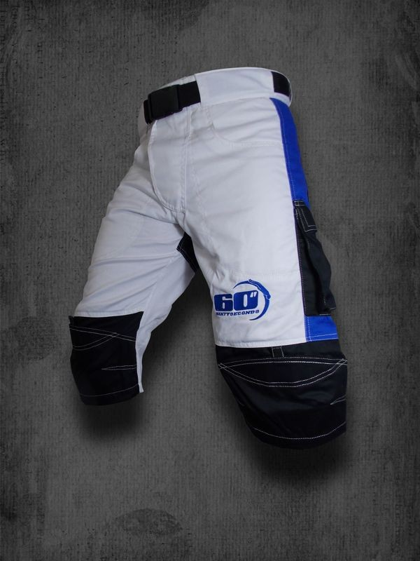 Shorts Royal White
